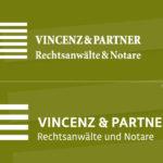 Vincenz & Partner Logo Redesign